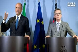 Asse Roma-Berlino su immigrazione