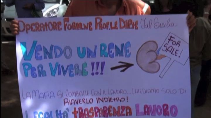 Palermo, senza stipendio da mesi decide di vendere un rene  ...