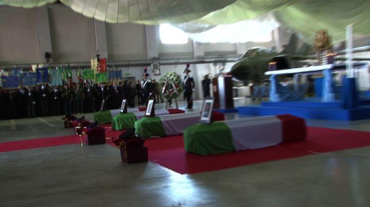 Piloti Tornado, mons. Marcianò: sacrificio per la Patria   ...