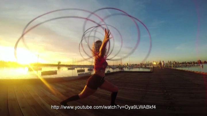 Gioca coi cerchi in GoPro