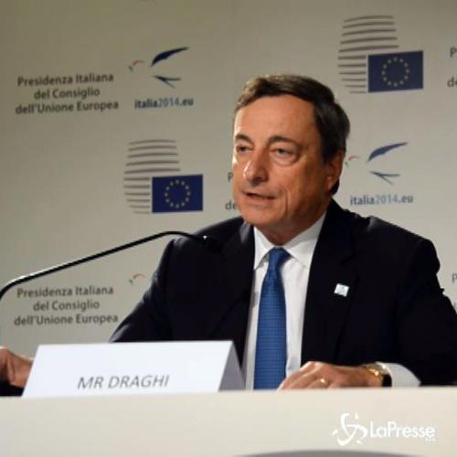 Draghi: Urgenti riforme strutturali più ambisiziose per ...