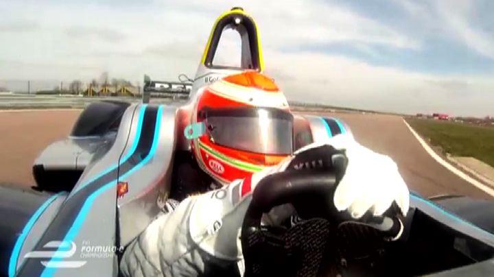 Debutta il campionato di Formula E, per le monoposto ...