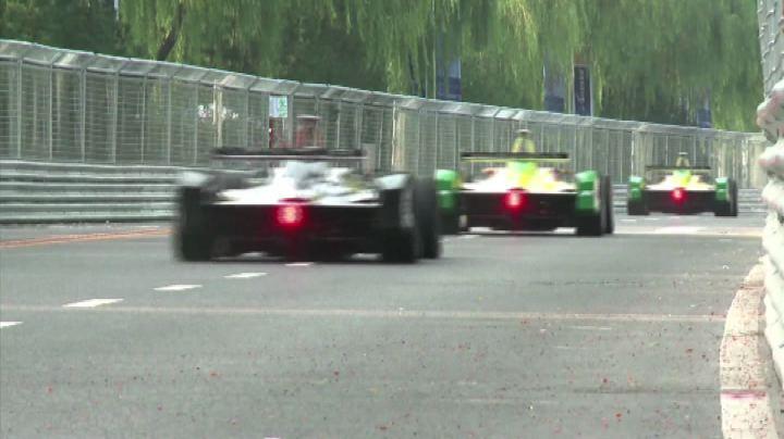 Pechino, esordisce la Formula E: il campionato delle ...