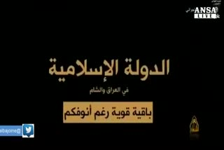 Isis minaccia Europa e cristiani Siria