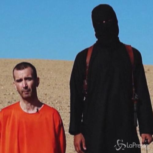 Siria, nuovo video shock: Isil decapita britannico Haines   ...