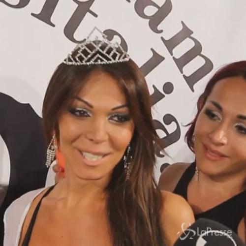 Miss Trans Italia ha la sua reginetta: è Alessia ...