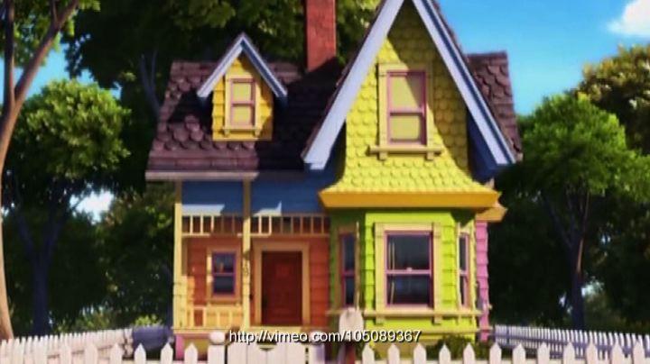 I colori della Pixar