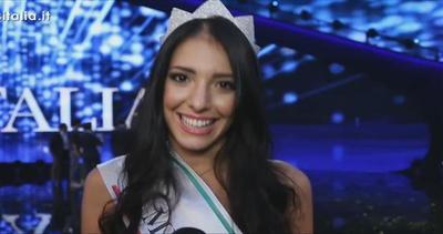 Clarissa Marchese è Miss Italia 2014