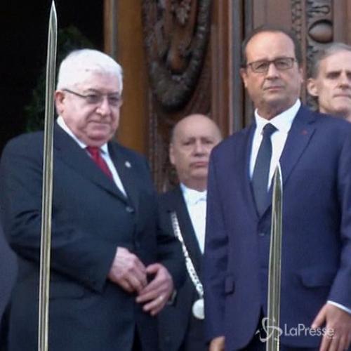 Terrorismo, Hollande avverte: Non c'è tempo da perdere ...