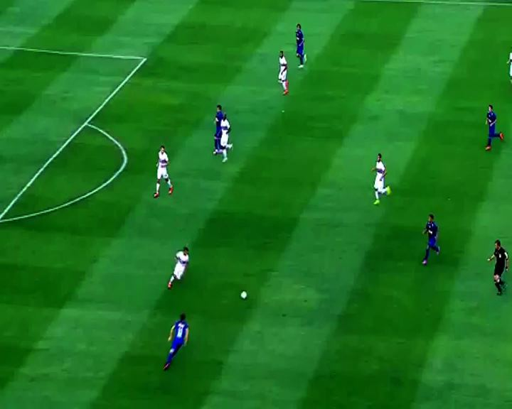 Brasile, Ganso show contro il Cruzeiro