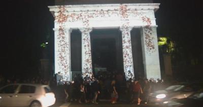 San Paolo, maratona di film horror in un cimitero