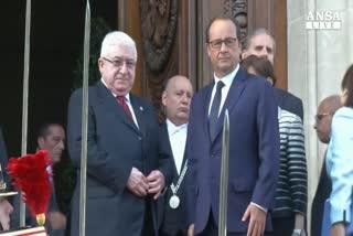 Vertice Parigi: contro Isis con ogni mezzo