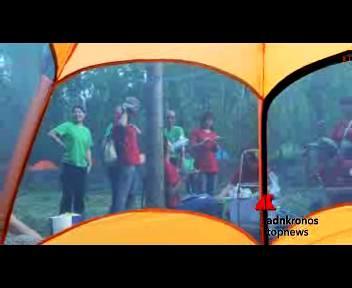 Migliaia di tende in Cina per il Festival del Campeggio     ...