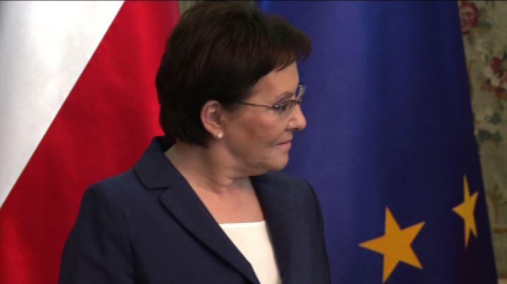 Una donna al governo di Varsavia, è Ewa Kopacz