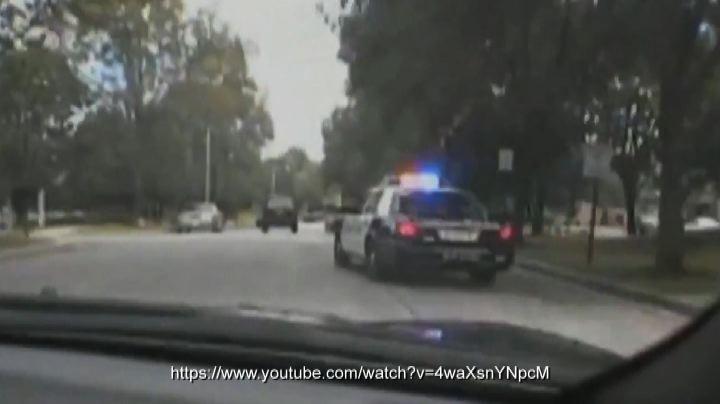 Quando ti insegue la polizia