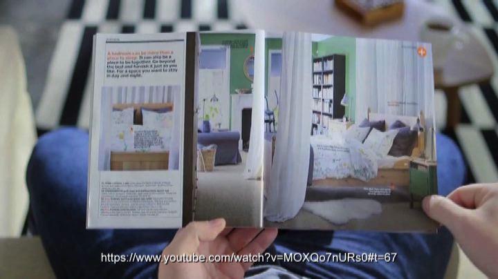 Il catalogo Ikea? Come un'app...
