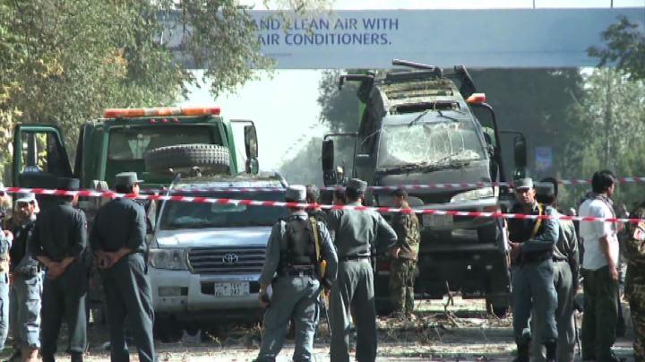 Afghanistan, attentato suicida a Kabul contro le forze Nato ...