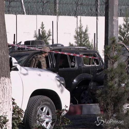 Afghanistan, autobomba contro soldati Nato a Kabul: 3 morti ...