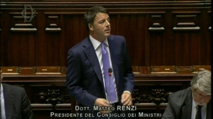 Renzi: arriviamo a scadenza legislatura, poi voto con nuova ...