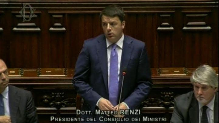 """Renzi: """"Mille giorni ultima chance per recuperare tempo ..."""