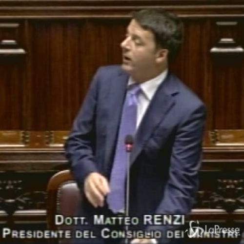 Renzi: L'Italia non è Paese normale, ma straordinario    ...