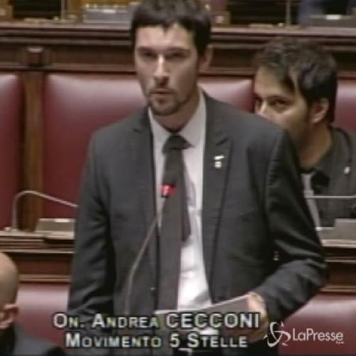 Cecconi (M5s): Renzi racconta il nulla, sarebbe stata ...