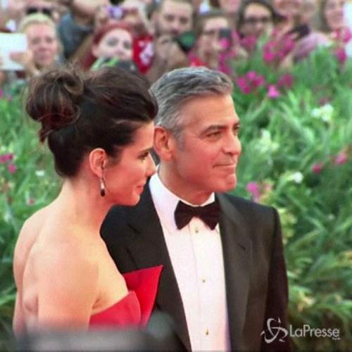 George Clooney riceve premio Cecil B. DeMille per impegno ...