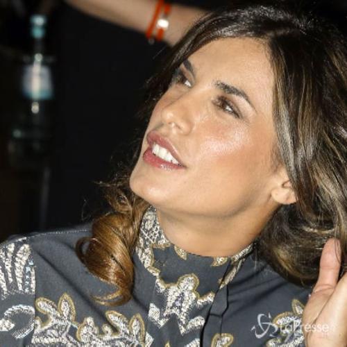 Elisabetta Canalis a 'Chi': Brian l'uomo per me, ora manca ...