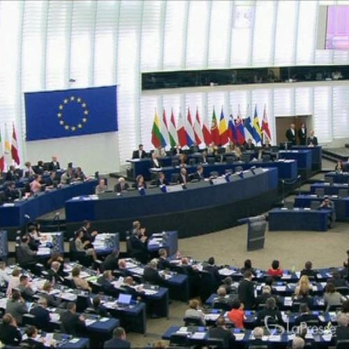 Parlamento europeo ratifica accordo con Ucraina