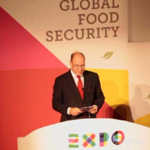 Alberto di Monaco: Eliminare fame nel mondo è dovere ...