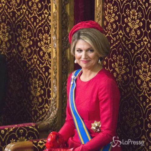 Reali Paesi Bassi inaugurano nuovo anno parlamentare