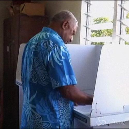 Fiji, oggi prime elezioni da 8 anni: favorito il leader ...
