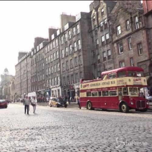 Referendum in Scozia, in leggero vantaggio i 'no