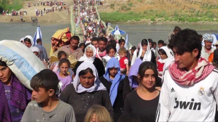 Iraq, i peshmerga curdi riconquistano sette villaggi ...
