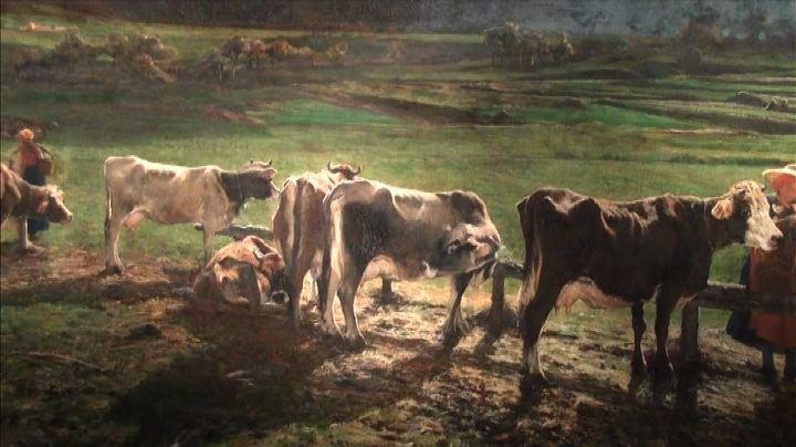 Milano celebra Segantini, arte tra naturalismo e allegoria  ...