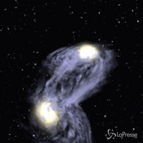 Team giapponese scopre genesi delle galassie a disco