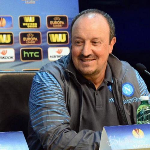 Europa League, Benitez: Napoli su stesso livello dell'anno ...