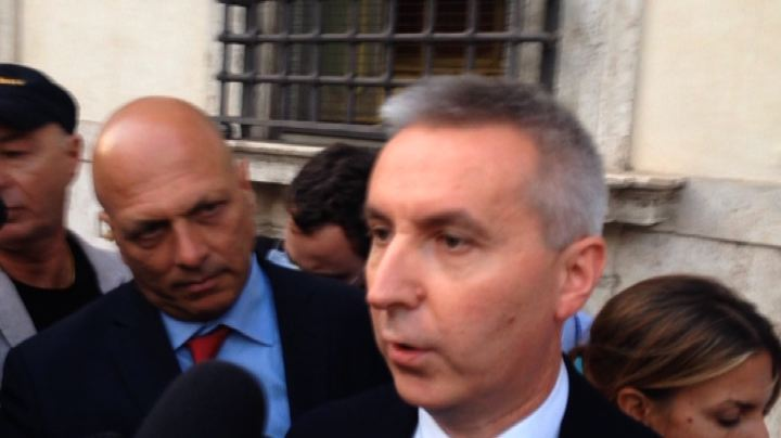 Guerini: Con Berlusconi non si è parlato di Csm e di Consulta