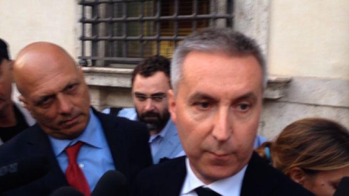 Guerini: voto anticipato? nessuno ne ha parlato al vertice