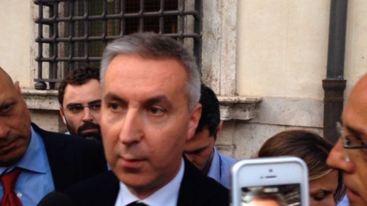 Guerini: nell'incontro con Berlusconi accelerazione ...