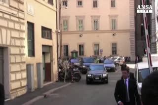 Colle chiama e Renzi vede Cav