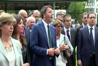 Renzi: basta piangere, futuro davanti a noi