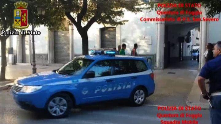 Operazione anti droga a Foggia: arrestati otto trafficanti  ...