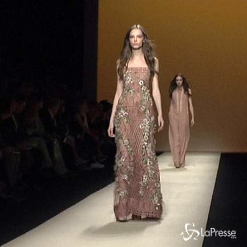 Milano Fashion Week, atmosfera bohémienne per Alberta ...
