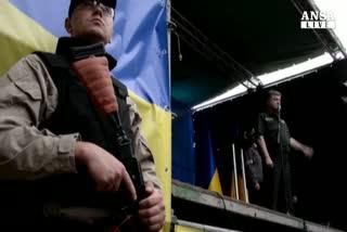 Kiev denuncia, Mosca taglia 25% gas
