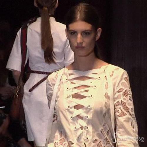 Milano Fashion Week, Gucci presenta la collezione ...