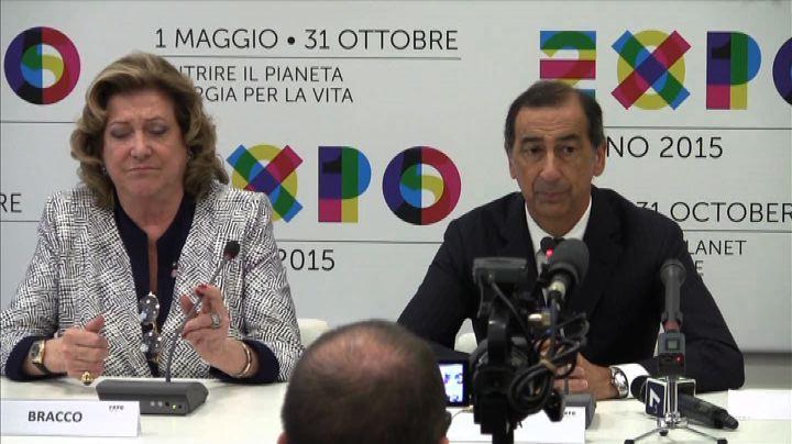 Expo 2015, Sala: Acerbo alt su Vie d