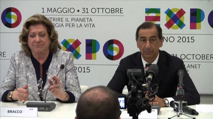 Expo 2015, Sala: Acerbo alt su Vie d'acqua, avanti con ...