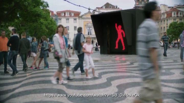 Viva il semaforo ballerino