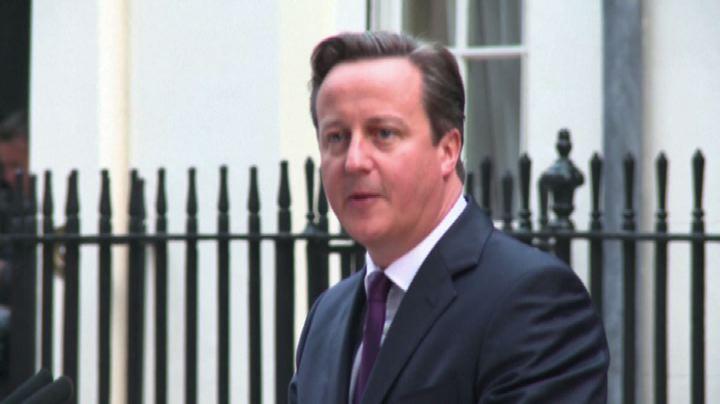 Scozia, Cameron: ora costruire insieme un futuro migliore   ...
